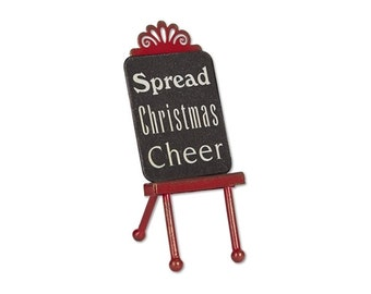 Christmas Cheer Easel