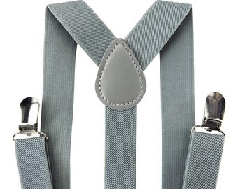 AXY kids light grey harness + light grey fly - groomsmen - ring bearer outfit - photo-shooting - birthday