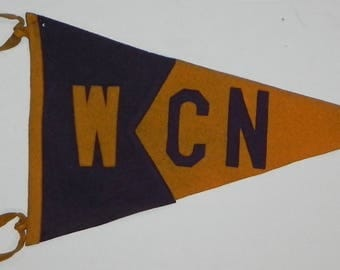 Circa 1910 West Chester State Normal School (now West Chester University) Pennant