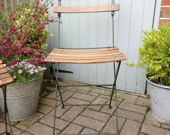 Beautiful vintage garden chair