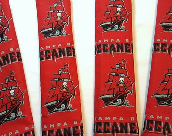 Seat Belt Cushions-Tampa Bay Bucs-Tampa Bay-Tampa Bay Buccaneers-Seat Belt Pads-Car Accessories