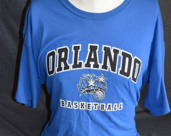 Vintage Orlando Magic Graphic T-Shirt (Size: XL)