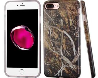 Nature iPhone 7 Plus / 8 Plus TPU Gel Design Case