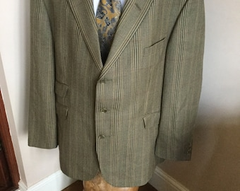 Vintage Daks Mens Sporting Jacket