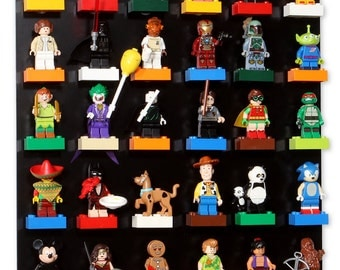 ORIGINAL LEGO Minifigure Display Magnetic Board, Lego display, Lego Board
