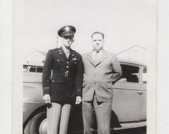 Vintage Photo, Vernacular Photo, Paper Ephemera, Snapshot, black and white photo, old photo, - 284