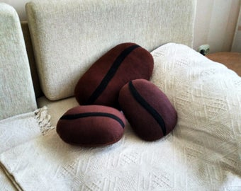 Coffee Bean Pillow - Coffee Mag -Giant Food toy