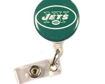 Jets Badge Holder