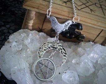 Night Priestess Necklace