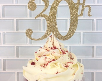 30th Birthday | 30th Birthday Cupcake Toppers | 30th Cupcake Toppers | 30th Birthday Decor |  | 30th Birthday Topper | 30th Topper