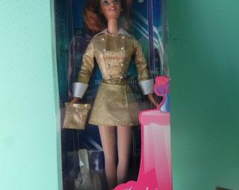 Mattel Barbie Doll Dinner Date Redhead vintage