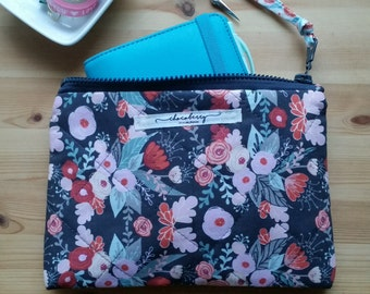 Quilted Zipped Pouch Planner