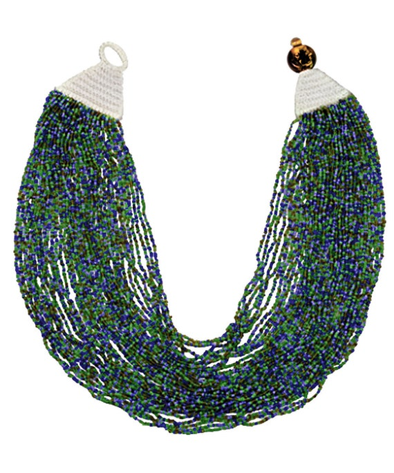 Festival Bead Necklace