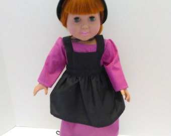 Amish dress for American Girl Doll