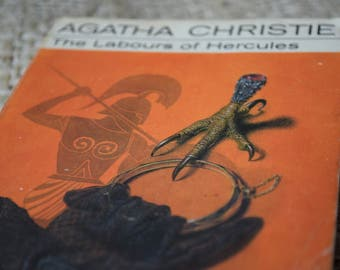The Labours of Hercules. Agatha Christie. A Fontana Books Paperback 1405. 1966