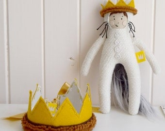 Newborn Photo Prop Set Where the Wild Things Are