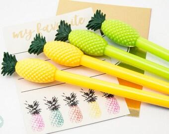 Pineapple Pen Etsy