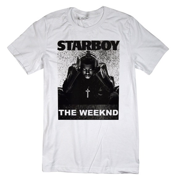 the weeknd clothing shirt unisex style and
