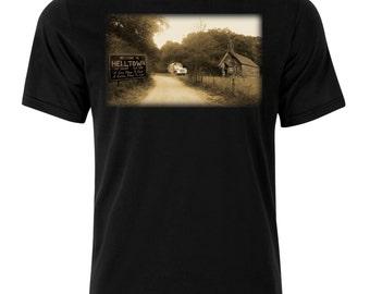 Hell Town t-shirt