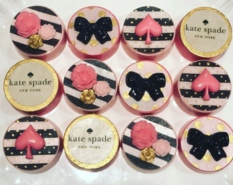 Kate, Spade, Chocolate Covered Oreos