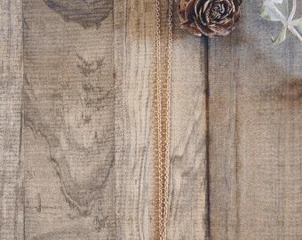 Pinecone Necklace   #45