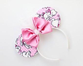 Oui Oui Marie Aristocats Mouse Ears