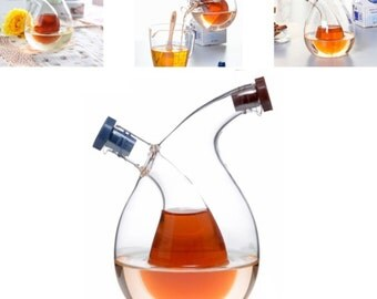 2 in 1 Oil & Vinegar Bottle
