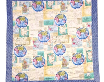 Blanket of The World 40 X 40 Toddler