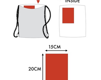 Cellphone Bag Inside ADD ON - hannisch