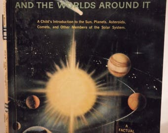 Our Sun And The Worlds Around It - A Fun-To-Learn Golden Book