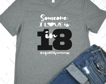 Someone I LOVE is 1 in 8 #infertilityawareness, IvF Gift, IvF, TTC, Infertility, Mother's Day Gift, Encouragement, IvF Gift, IVF Mom