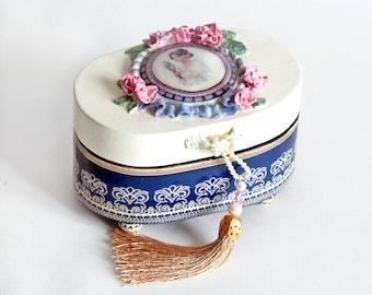 Wooden jewelry box, Jewelry storage, Wood box, Trinket box, Keepsake box, Jewelry organizer, Jewellery box, Wooden box, Gift box, Saving box
