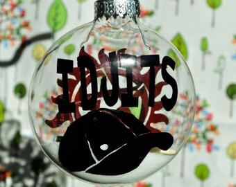 Bobby Singer~ Character Ornament
