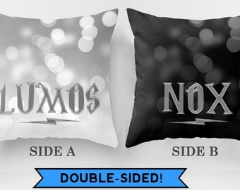lumos nox etsy. Black Bedroom Furniture Sets. Home Design Ideas
