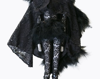 Black Swan Doll