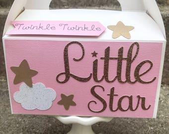 Twinkle Twinkle Little Star Favors -Twinkle Twinkle Little Star Decoration - Baby Shower Decorations - First Birthday - Set of 10