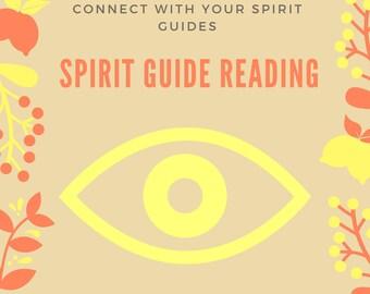 Spirit Guide Psychic Reading.