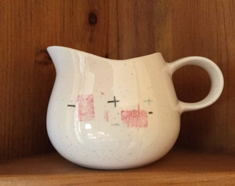 Gravy Boat | Tickled Pink | Vernonware