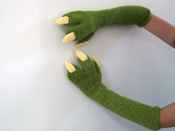 Arm Knitting Tutorial Pdf : Crochet gloves pattern pdf winter wrist warmers