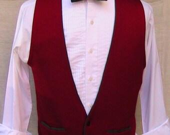 Small/Medium 1960s PURITAN Ban Lon Sweater Vest