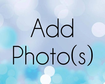 PHOTO ADD-ON