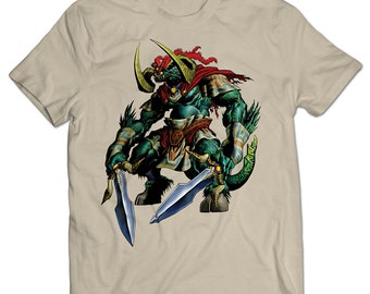 The Legend of Zelda: Ocarina of Time Ganon T-shirt