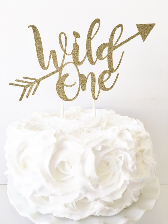 Wild One Cake Topper Where The Wild Things By