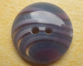 11 BUTTONS 18mm blue purple (6116) button