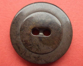 8 buttons 21mm dark brown (1852) Brown