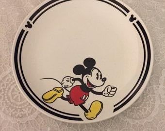 Walt Disney China by Gibson ~ Salad/Dessert Plate
