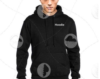 """Unisex - Premium Retail Fit """"Hoodie"""" 2016 Pullover Hoodie, Hooded Sweater (S,M, L, XL+) Fashion - Oversized"""
