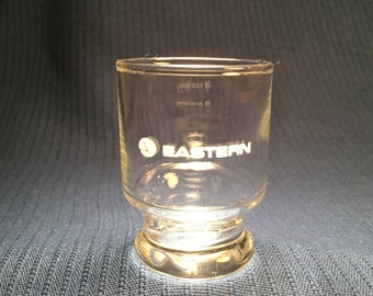Eastern Airlines Small Juice Glass