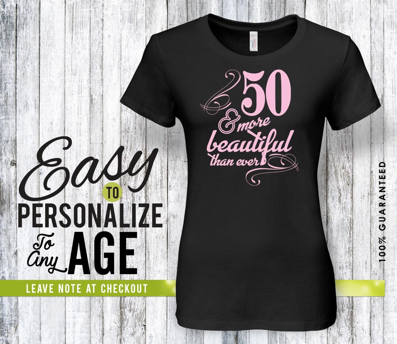 50th Birthday 50th Birthday Gifts For Women 50th Birthday