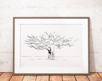 Tree Wall Decor tree wall decor | etsy